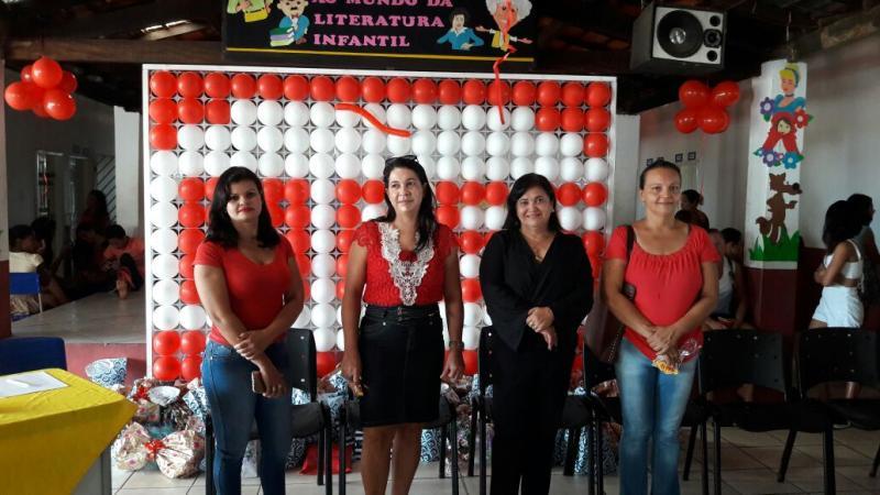 Escola centro educacional realiza gincana em homagem ao dia das Mães dos alunos