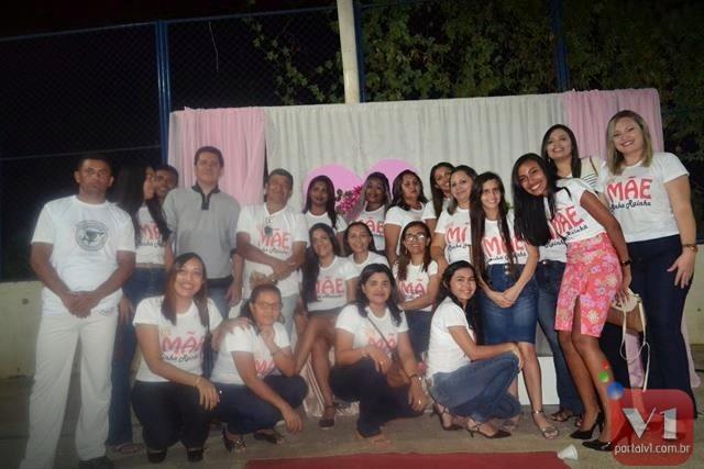 Prefeitura de Pimenteiras realiza a festa das mães no município