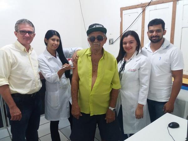 Guadalupe realizou dia D de combate a Influenza e os subtipos do vírus da Gripe