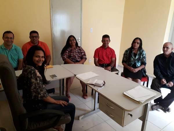 Secretaria de cultura realiza reunião para tratar sobre o Dia do Evangélico