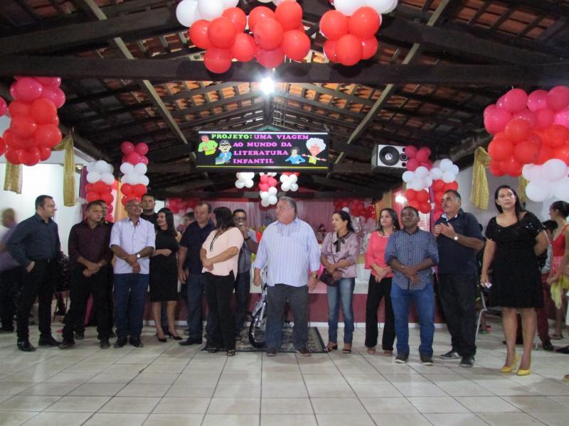 Prefeitura de Lagoinha do Piauí realizou uma grande  festa em homenagem ao dia das mães