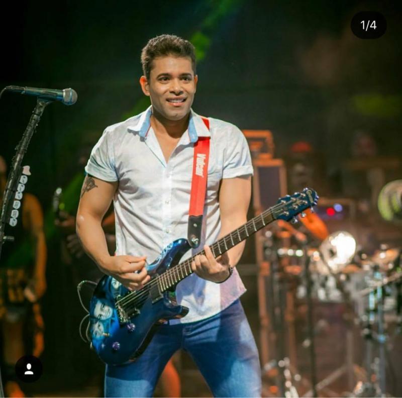 Show da banda Chicabana em Agricolândia está disponível para download