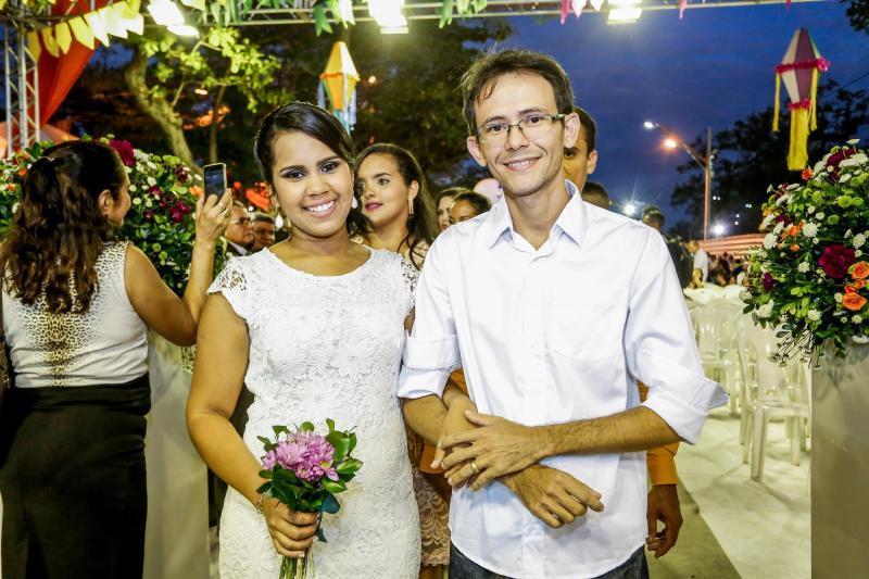 Inscrição para casamento coletivo em Teresina segue até sexta-feira