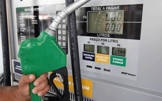 Preço do diesel e gasolina aumenta a partir desta quarta