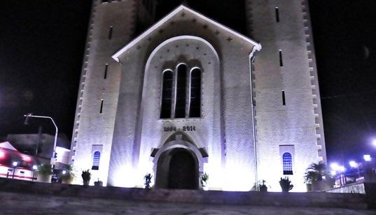 Casal é filmado fazendo sexo em frente a igreja no Piauí; vídeo