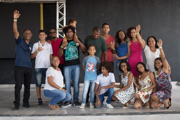 Igreja Batista Filadélfia participou do I congresso Estadual de Jovens (JUMP) em Teresina