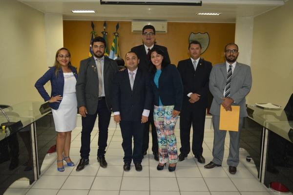 12º Sessão Ordinária da Câmara Municipal de Guadalupe