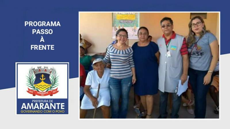 Prefeitura Municipal Promovendo Cidadania em Amarante