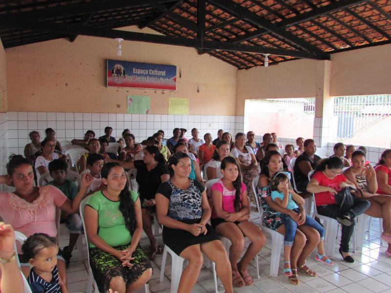 Secretaria de Assistência Social de Lagoinha do Piauí realiza festa em homenagem ao dia das Mães