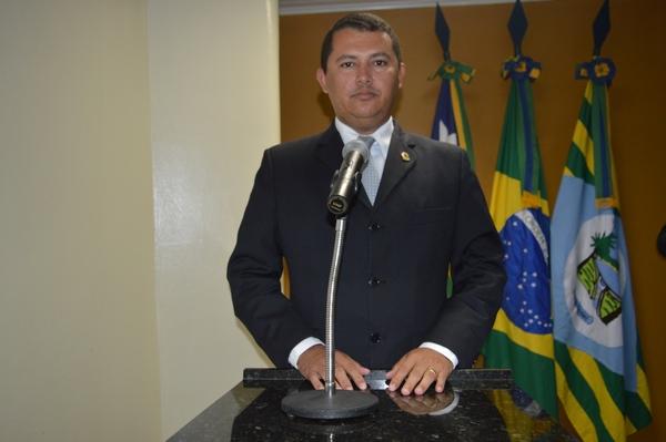 Vereador Adão Moura - AVANTE, reafirma seu apoio ao Governo de Neidinha Lima