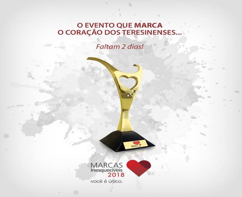 Marcas Inesquecíveis 2018 será também para comemorar o lançamento da Rede TV em Teresina