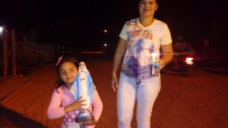 Veja fotos das 3 noites do Festejo de Santa Rita de Cassia