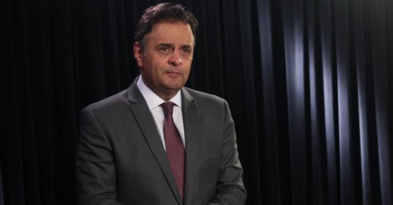 Ministro do STF determina que votação sobre afastamento de Aécio seja aberta
