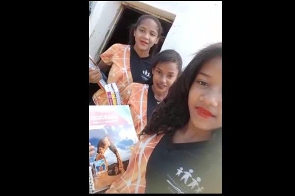 Aluna grava vídeo pedindo ônibus escolar no Piauí