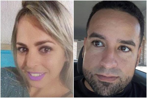 Polícia confirma que ex matou Aretha e faz buscas na casa do autor do crime