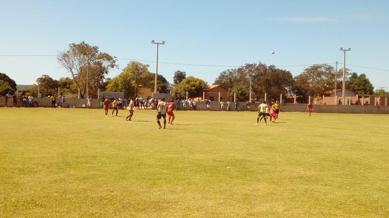 Times de Santa Filomena nas semifinais dos jogos de Alto Parnaíba
