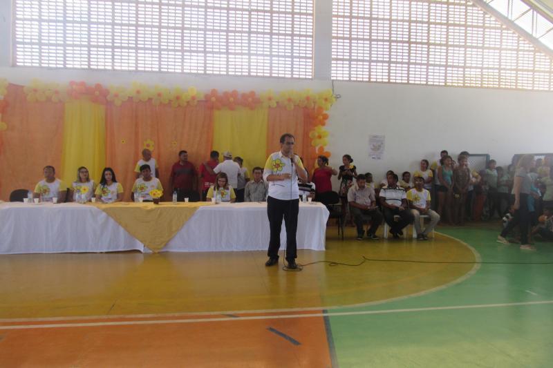 Dia de Combate o Abuso e Exploração Sexual de Criança e Adolescente aconteceu em São João do Arraial