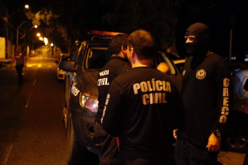 Polícia realiza operação de combate à pedofilia no Piauí