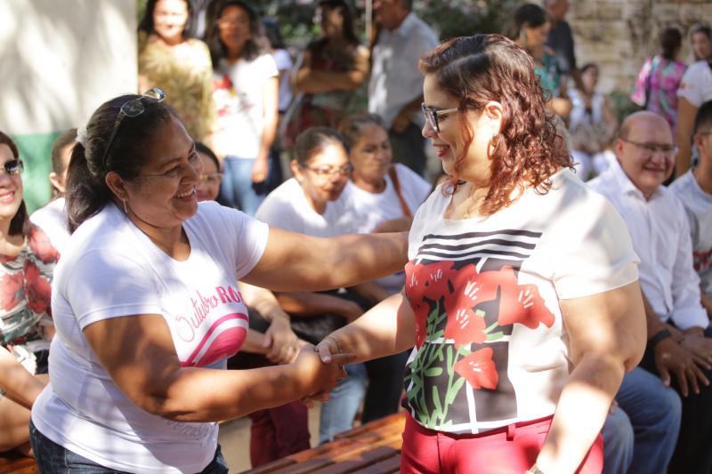 Em parceria com a Prefeitura, Sesc inicia Programa 'Saúde Mulher' em Altos