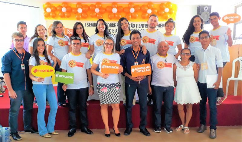 Secretaria de Assistência Social realiza I Seminário Sobre Exploração Sexual