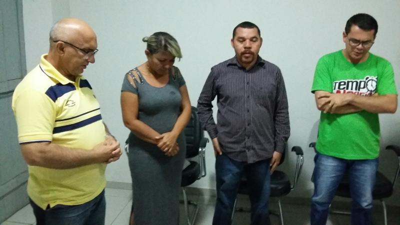 Pastores se reúne para programação da Semana Cultural em Amarante
