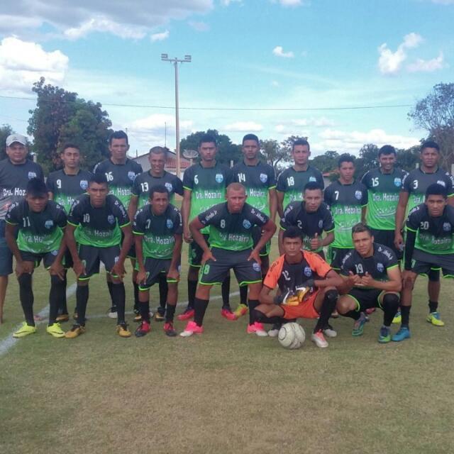 Boa Esperança de Santa Filomena está garantida na final do futebol de campo em Alto Parnaíba