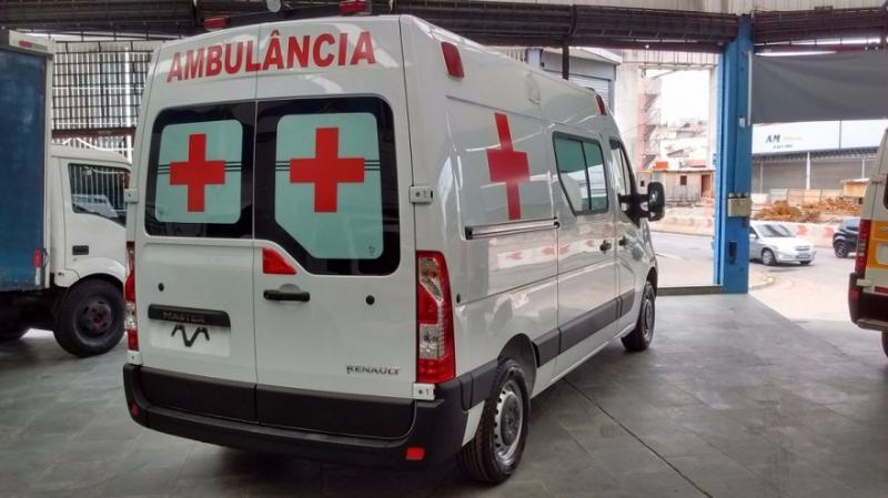 Prefeitura irá adquirir mais uma ambulância e também micro-ônibus
