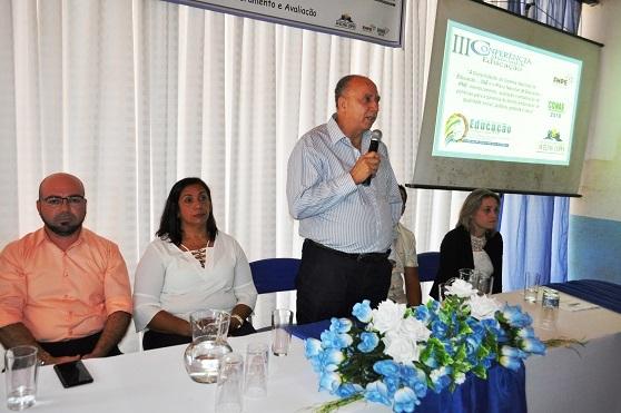 Avelino Lopes realiza III Conferência Municipal de Educação