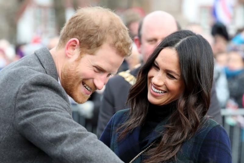 Saiba quais canais vão transmitir o casamento do príncipe Harry e Meghan Mark