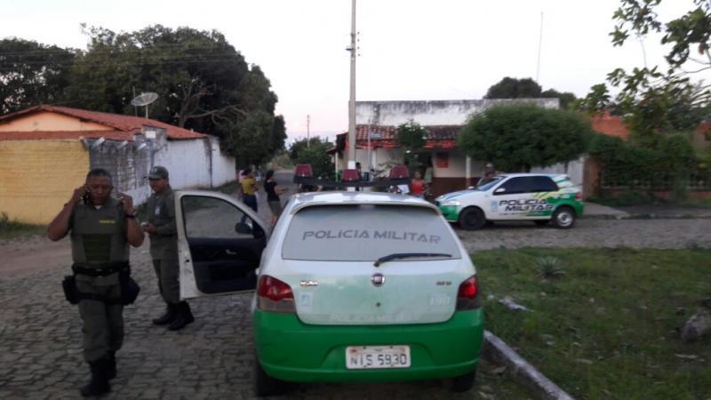 Dupla acusada de efetuar assalto ao comercial Leal em Lagoinha do Piaui é presa em São Pedro