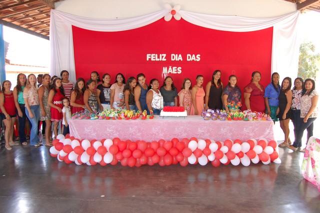 Escola Liberato Vieira Realizou Homenagem as Mães