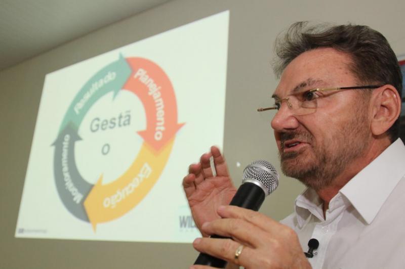 Wilson: encontro reúne 20 prefeitos da macrorregião de Picos