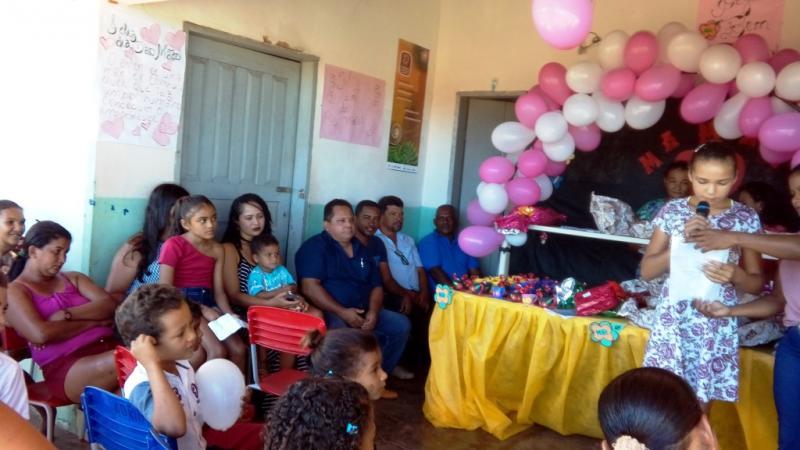 Escola Sabino Lopes homenageia as mães com um delicioso café da manhã