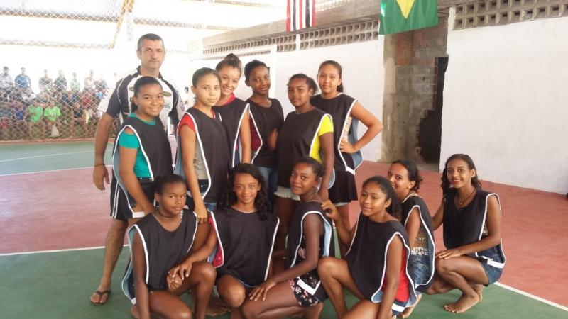 Escola Primavera Anexo de Santa Filomena é campeã nos jogos de Alto Parnaíba