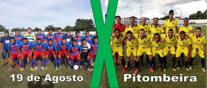 19 de agosto e Pitombeira abrem as semifinais do campeonato agricolandense neste sábado