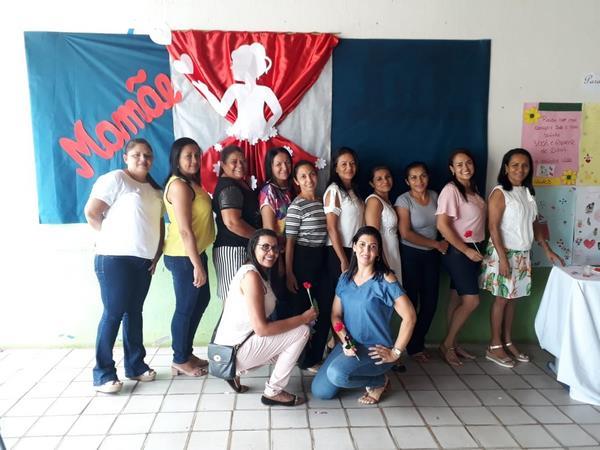 Escola Sebastião Pereira Lima oferece café da manhã para mães de alunos