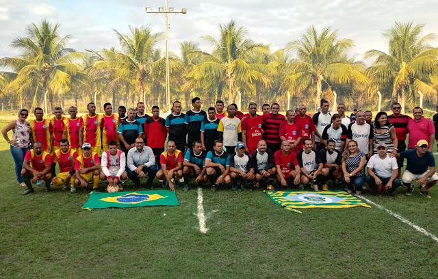 Inicia-se em Guadalupe a 3ª Edição do Campeonato dos Veteranos
