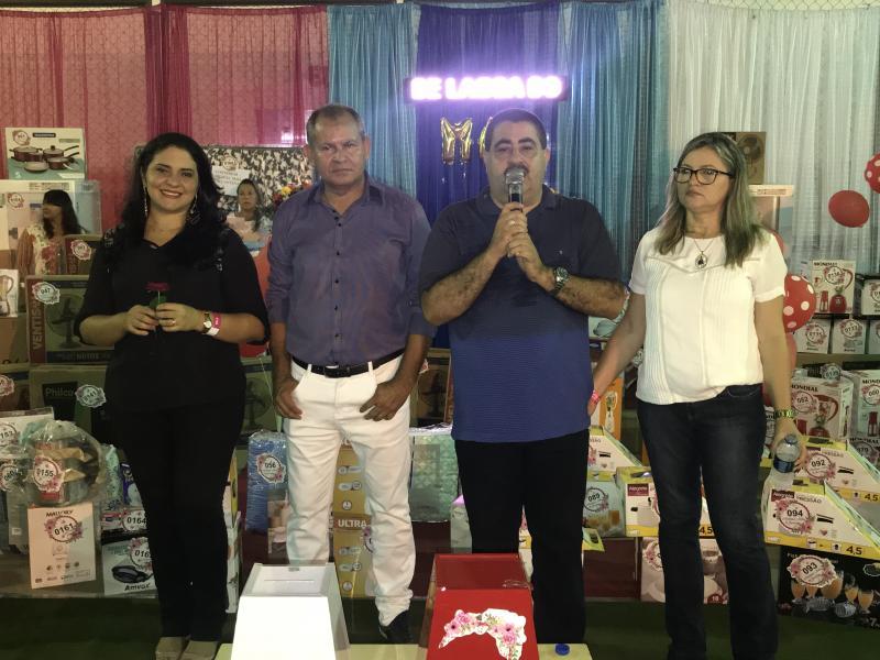Prefeitura de Lagoa do Piauí realiza tradicional festa das mães