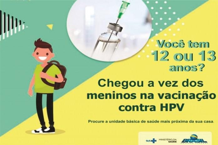 Secretaria de saúde de Santa Filomena estará nas escolas municipais vacinando contra a gripe