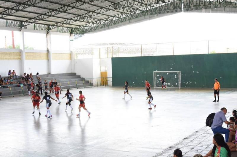 Copa Cidade de Futsal Feminino tem 6ª edição realizada em Floriano