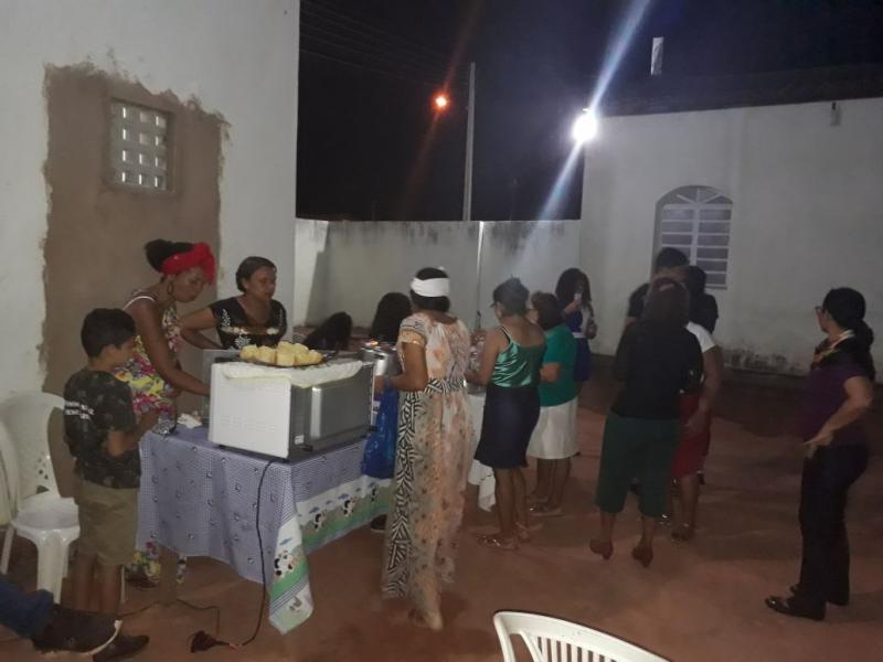Primeira igreja Batista em São Gonçalo do Gurguéia realiza feira de missões mundiais