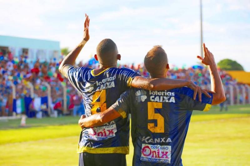 Altos vence Assu-RN por 2 a 0 no Brasileirão Série D