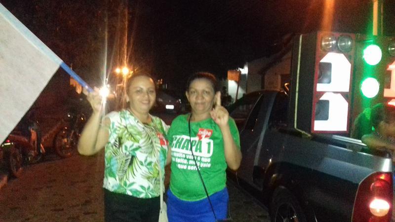 Francilene Barbosa é eleita presidente do Sindicato dos Trabalhadores Rurais de Cabeceiras