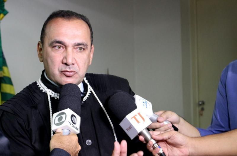 Desembargador Erivan Lopes é reeleito presidente do TJ-PI