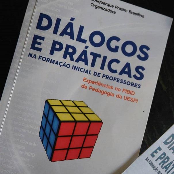 Professora da UESPI em Oeiras lança livro com pesquisas de alunos do Pibid