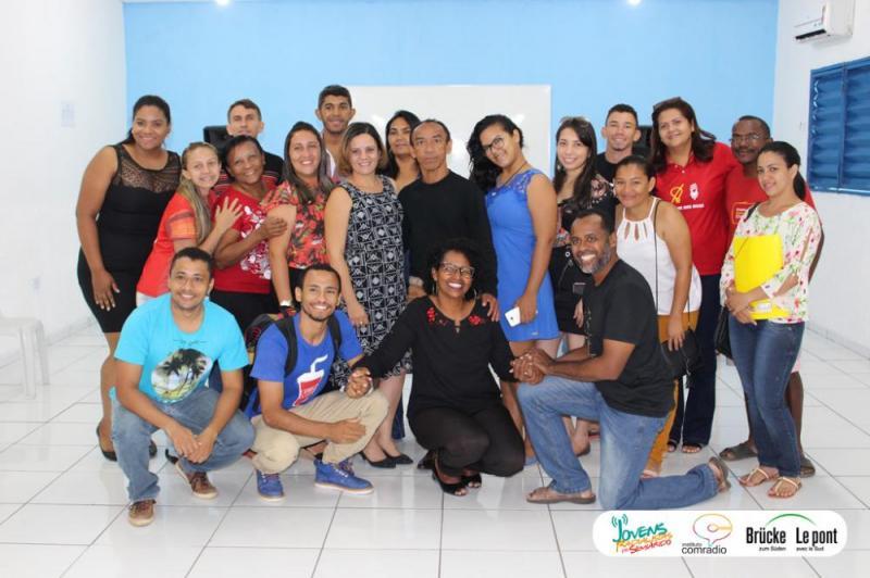 Instituto Comradio do Brasil realiza módulo de cerimonial de eventos sociais em Oeiras – PI