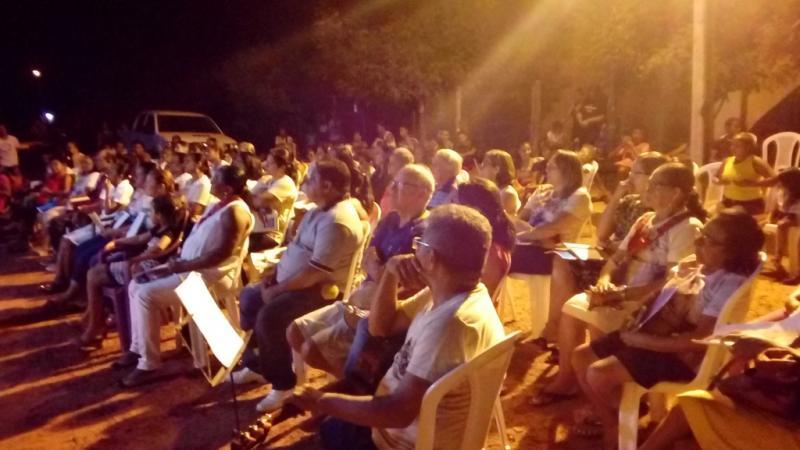 Prefeitura garante apoio financeiro para construção da capela de Santa Rita de Cássia