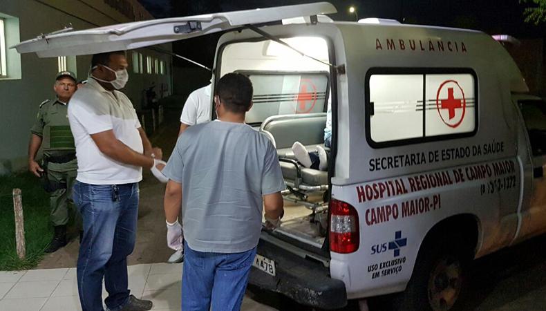 Briga de bar entre amigas deixa uma delas gravemente ferida no interior do Piauí