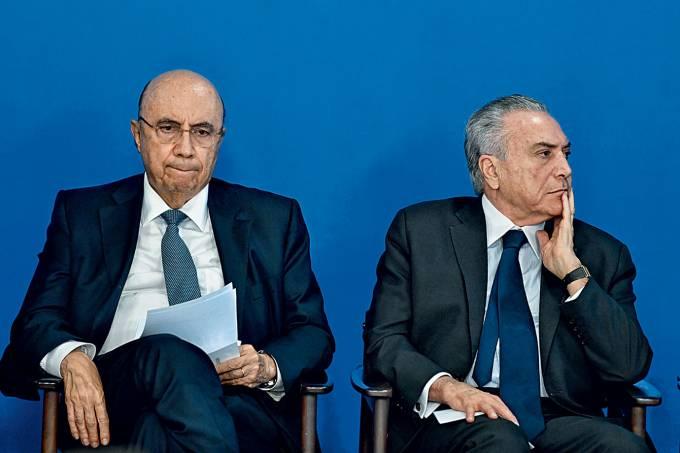 MDB pressiona Temer a desistir da reeleição e abrir caminho a Meirelles