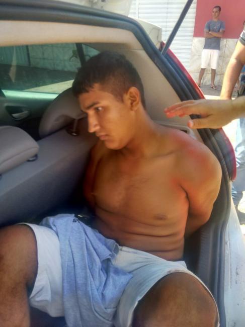 Homem preso na divisa de São João do Arraial e Luzilândia confessa que matou garçom em Esperantina
